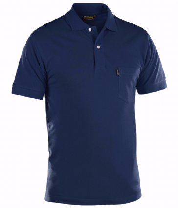 Blaklader 3305 Polo Shirt (Navy Blue)